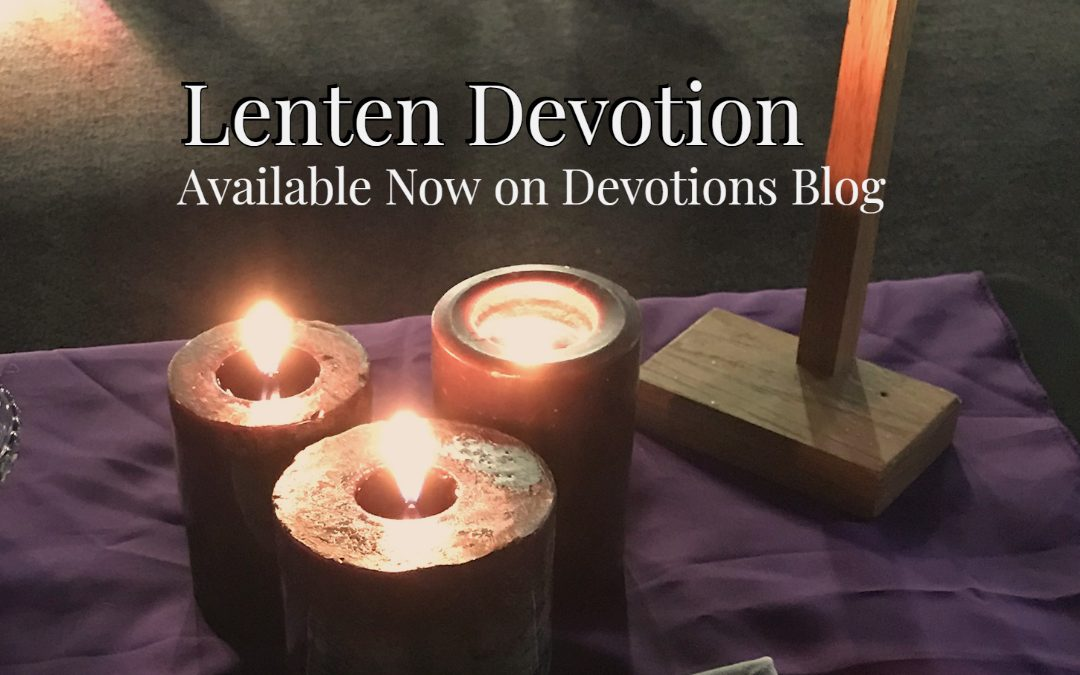 Daily Devotions During Lent