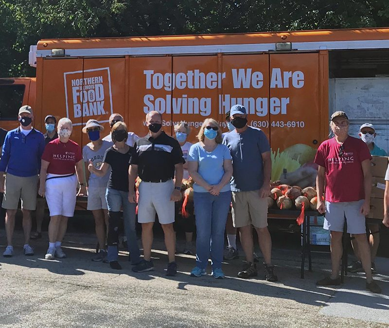 SUCCESS! – Mobile Northern Illinois Food Bank at St. Timothy