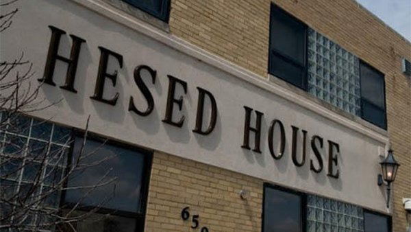 Last Day to Sign up for Hesed House