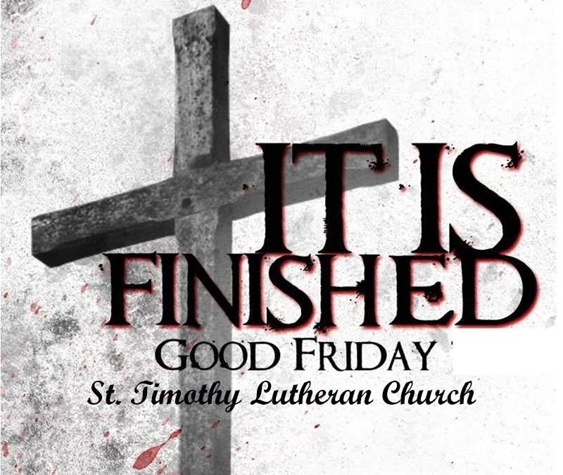 Online Worship – 6:00 a.m. – 4.2.2021 Good Friday