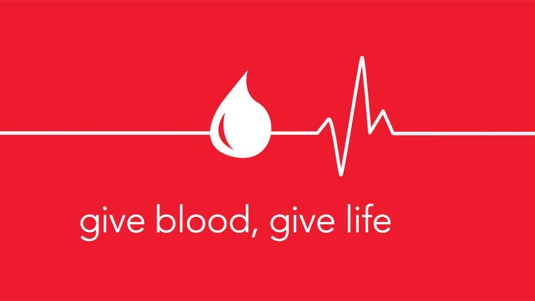 St. Tim's Blood Drive – Next Sunday