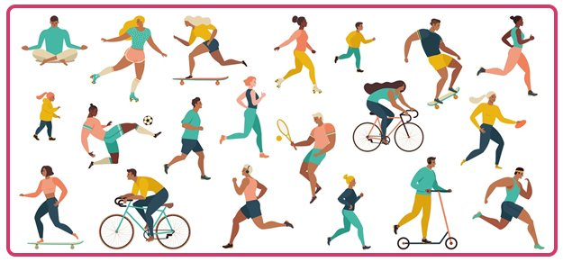 Weekly Health Message – New Study About Physical Activity