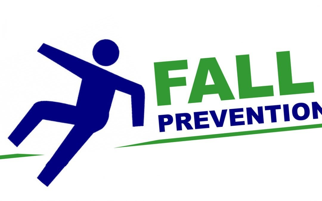 Weekly Health Message – Fall Prevention Awareness Week
